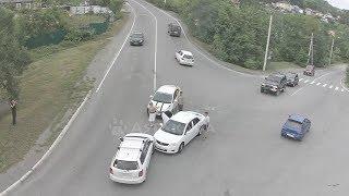 Находка ДТП ул. Пограничная 11 августа 2017 Astakada