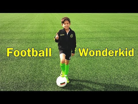 Football Wonderkid - Francisco Ferreira (7 Years)