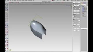 SolidThinking Tips and Tricks Surface modeling