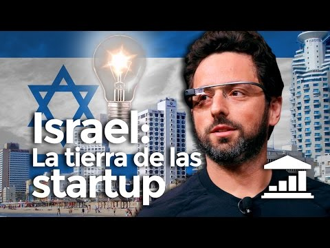 ¿Cómo ISRAEL llegó a ser el PAÍS de las STARTUPS? - VisualPolitik