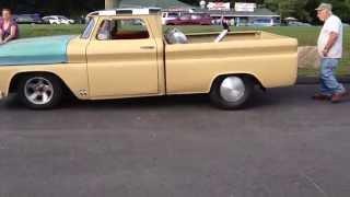 Chevy Hot Rod Rat Rod Ottos Garage! Vintage Old Antique Trucks!