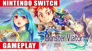 Monster Viator - Nintendo Switch GamePlay!