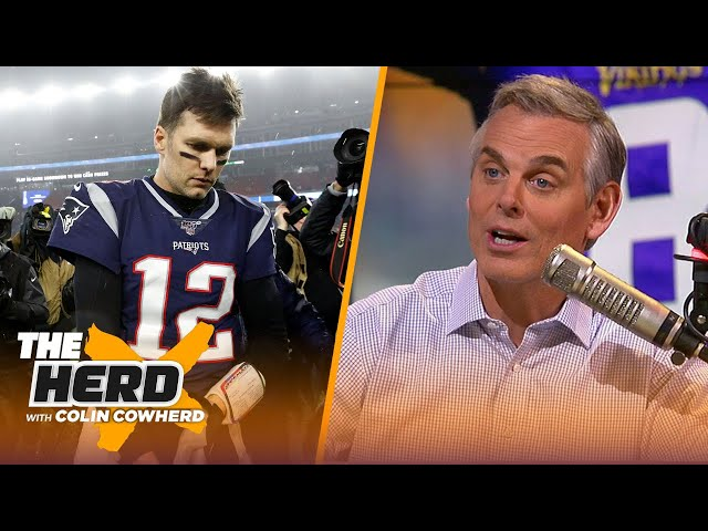 Colin Cowherd plays the 3-Word Game after NFL Wild Card Weekend | NFL | THE HERD