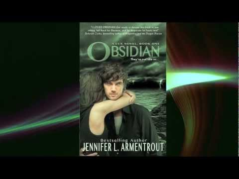 OBSIDIAN by Jennifer L. Armentrout - Book Trailer