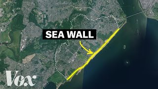 New York is building a wall to hold back the ocean