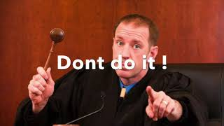 The Role of Witness in a Mock Trial