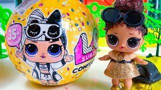 Куклы ЛОЛ Сюрприз Куколки Пупсики на Пикнике Мультики для детей про игрушки LOL Surprise Tyomka TV