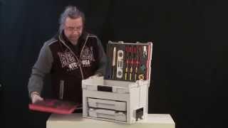 Sortimo Box Gr. 1 - 5 Werkzeugeinlagen Do It Yourself