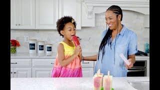 How to Make Homemade Fresh Fruit Popsicles
