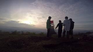preview picture of video '5 Pendaki.....[part.02] MT.Gunung Hauk 1325MDPL'
