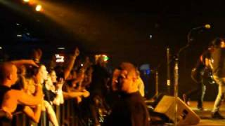 """10 Years- """"Wasteland"""" and """"Russian Roulette"""" live in Indianapolis, Indiana on 10/15/10"""