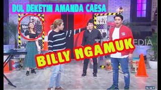 Billy GAK TERIMA Dul Deketin Amanda Caesa  OPERA VAN JAVA 10/07/20 Part 1