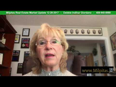 Milpitas Real Estate Market Update 12-28-2017