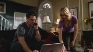 Hotch y Haley (Mentes Criminales 3x02)