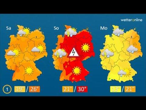 wetteronline.de: Wetter in 60 Sekunden (18.05.2016)