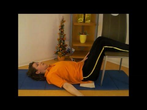 Razrabatyvanie Übung für Schultergelenke
