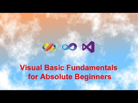 Visual Basic Fundamentals for Absolute Beginners – Coding Arena