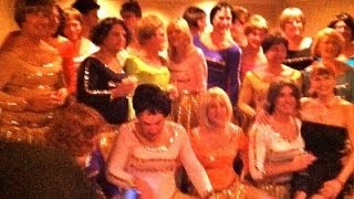 At '1% Party' Billionaires In Drag Mock The Poor