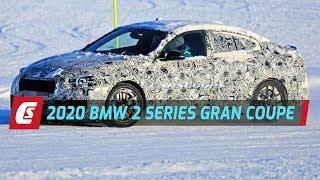 BMW выпустил на тесты «заряженную» версию модели Gran Coupe 2-Series