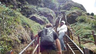 Climb Adam's Peak in Sri Lanka