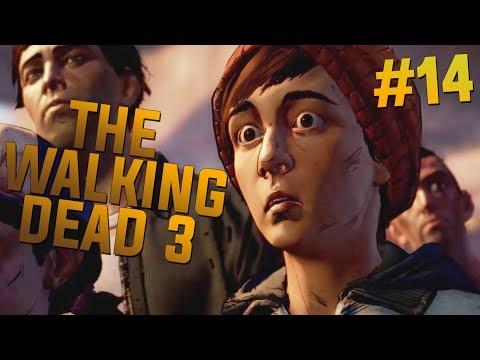 The Walking Dead 3 - |#14| - Všechno jednou končí... | Český Let's Play | Český překlad (částečný)