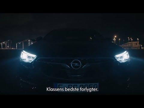 KLASSEFØRENDE LED MATRIX-FORLYGTER.