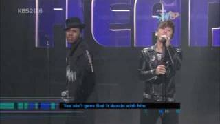 100319 Brian and Jason Derulo - In My Head (MBank)