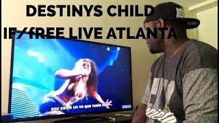 Destinys child- Free/If (Reaction)
