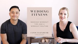 Wedding Fitness Tips + Workout Routine with Personal Trainer Kevin Labar
