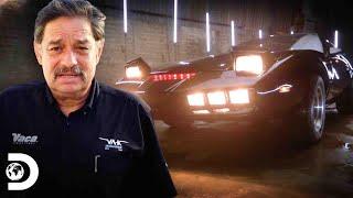 Martín hace posible El auto fantástico de la serie de los 80´s | Mexicánicos | Discovery Turbo