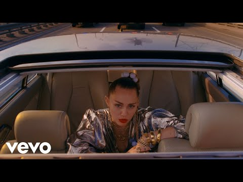 Mark Ronson & Miley Cyrus - Nothing breaks like a heart