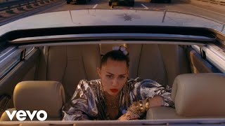 Mark Ronson, Miley Cyrus   Nothing Breaks Like A Heart (Official Video) Ft. Miley Cyrus