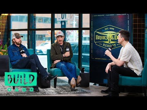 "Brooks & Dunn Speak On Their Album, ""Reboot"" - BUILD Series"