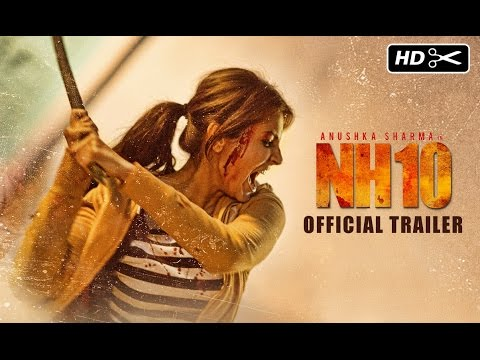 Nh10 Official Trailer  Anushka Sharma