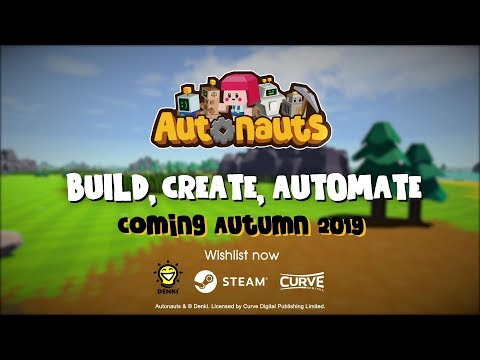 Autonauts Announcement Trailer | Add to your Steam Wishlist thumbnail