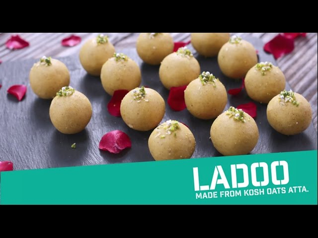 KOSH OATS: LADDOO
