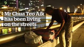 'Homeless' in Singapore