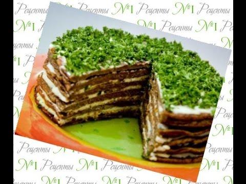 Салат из печени индейки видео