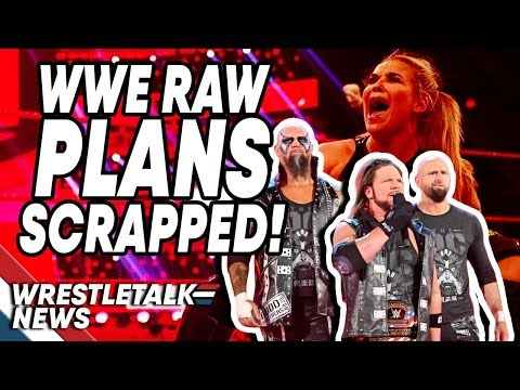 Big Angle Planned For SmackDown? WWE Raw Plans SCRAPPED! | WrestleTalk News Nov 2019