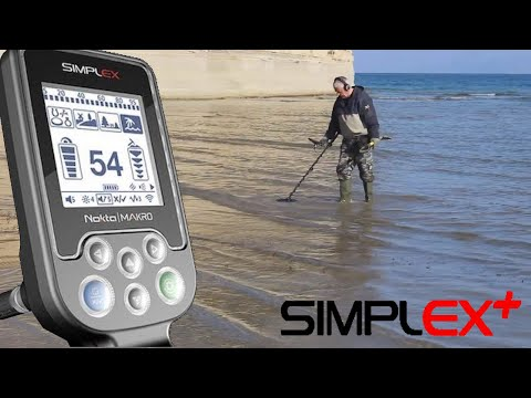 Metal Detecting Nokta Makro Simplex First Test