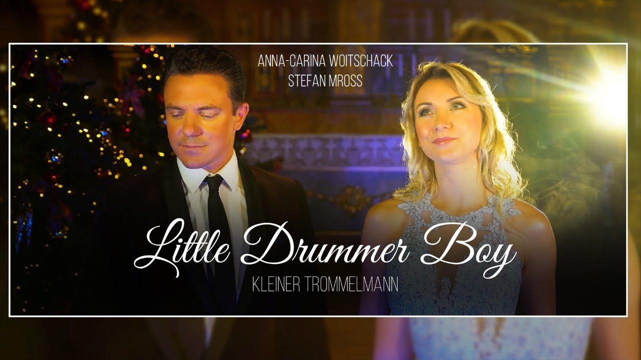 Anna-Carina Woitschack & Stefan Mross – Little Drummer Boy