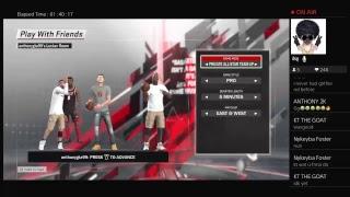 FINNALLLYYY HIT 90 OVERALL!!!!!| NBA 2K18 MyCareer Mode