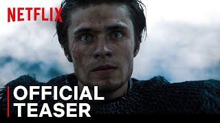The Letter for the King   Official Teaser   Netflix