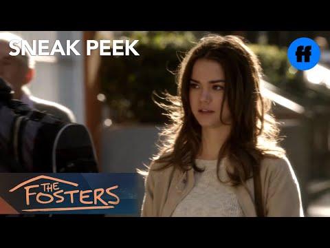 The Fosters 3.01 (Clip 'Callie Meets AJ')