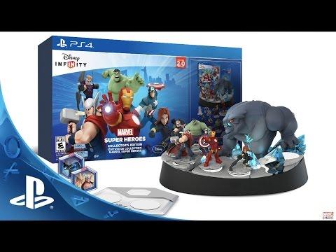 Disney Infinity: Marvel Super Heroes dostane na PlayStationu limitovanou edici