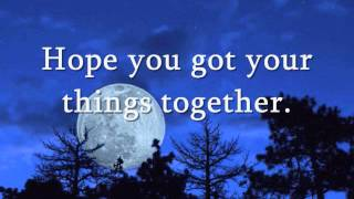 CCR (John Fogerty) - Bad Moon Rising Lyrics