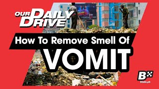 Remove Smell Of Vomit | How To Clean & Remove The Smell Of Vomit In Car | Blade Auto Center