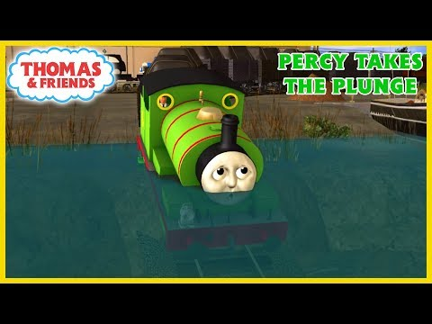 Download Thomas Trainz Remake Percy Gets It Right Video 3GP Mp4 FLV