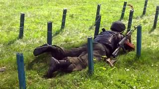 Бійці військової частини 3051 долають психологічну смугу перешкод