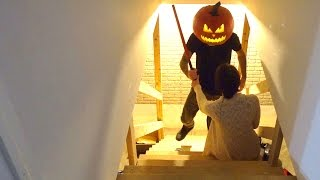 KILLER HALLOWEEN PRANK!!